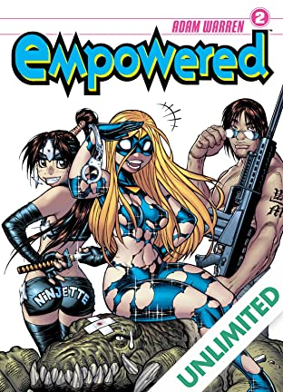 Empowered Vol. 2